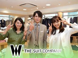<THE SUIT COMPANY> 名古屋栄店のアルバイト情報