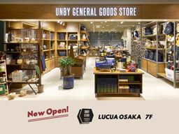 UNBY GENERAL GOODS STORE /UNBY株式会社のアルバイト情報