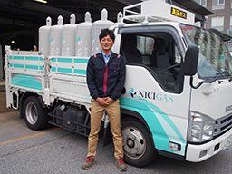 日本瓦斯運輸整備株式会社