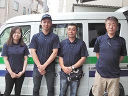 株式会社マルコシ 川崎店・大師店・江東店