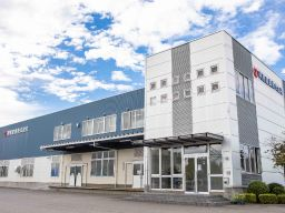 明恵産業株式会社 石橋工場